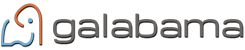 GALABAMA Logo